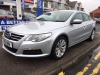 VOLKSWAGEN PASSAT 2.0 CC TDI BLUEMOTION TECHNOLOGY 4DR