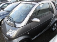 SMART FORTWO 0.6 PASSION SOFTOUCH (RHD) 2DR AUTOMATIC