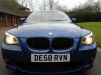 BMW 5 SERIES 3.0 525D M SPORT 4DR AUTOMATIC