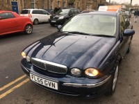 JAGUAR X-TYPE 2.0 SE 5DR