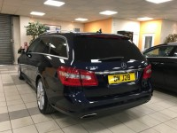MERCEDES-BENZ E-CLASS 3.0 E350 CDI BLUEEFFICIENCY SPORT ED125 5DR AUTOMATIC