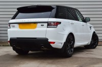 2014 (14) LAND ROVER RANGE ROVER SPORT 3.0 SDV6 AUTOBIOGRAPHY DYNAMIC 5DR AUTOMATIC