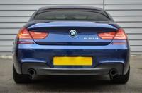 2015 (65) BMW 6 SERIES 3.0 640D M SPORT GRAN COUPE 4DR AUTOMATIC