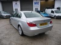 BMW 5 SERIES 2.5 525D M SPORT 4DR AUTOMATIC