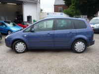 FORD FOCUS 1.8 C-MAX STYLE LIMITED EDITION 5DR