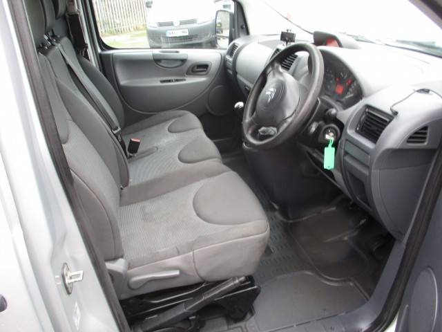 CITROEN DISPATCH 1.6 1000 L1H1 HDI 4DR