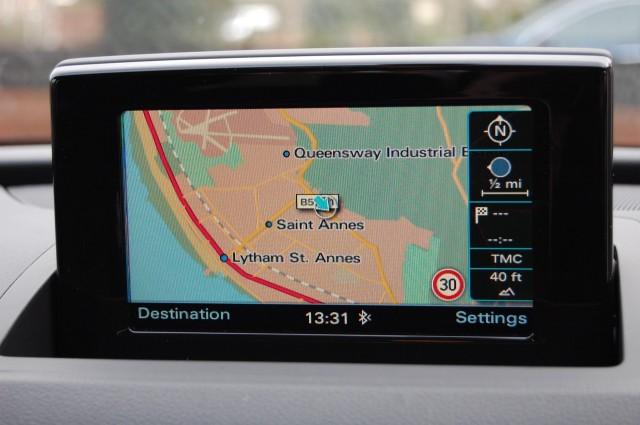 AUDI Q3 2.0 TDI QUATTRO SE 5DR