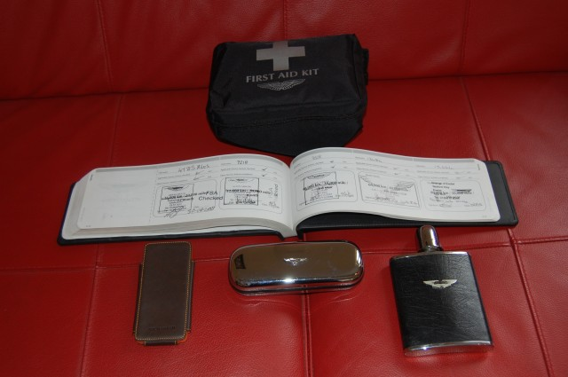 ASTON MARTIN VANTAGE 4.3 V8 3DR