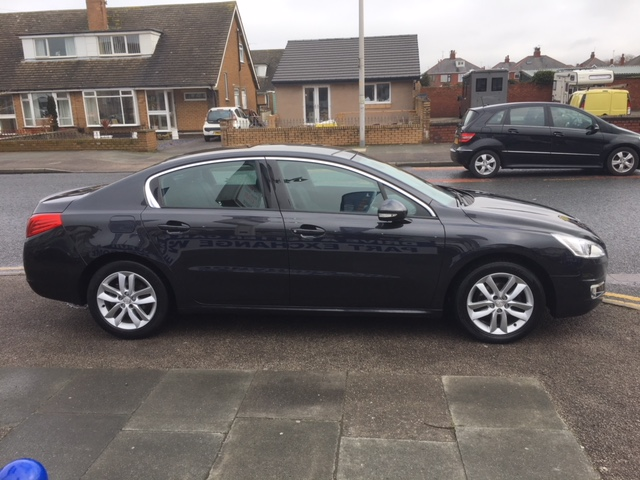 PEUGEOT 508 1.6 HDI ACTIVE 4DR