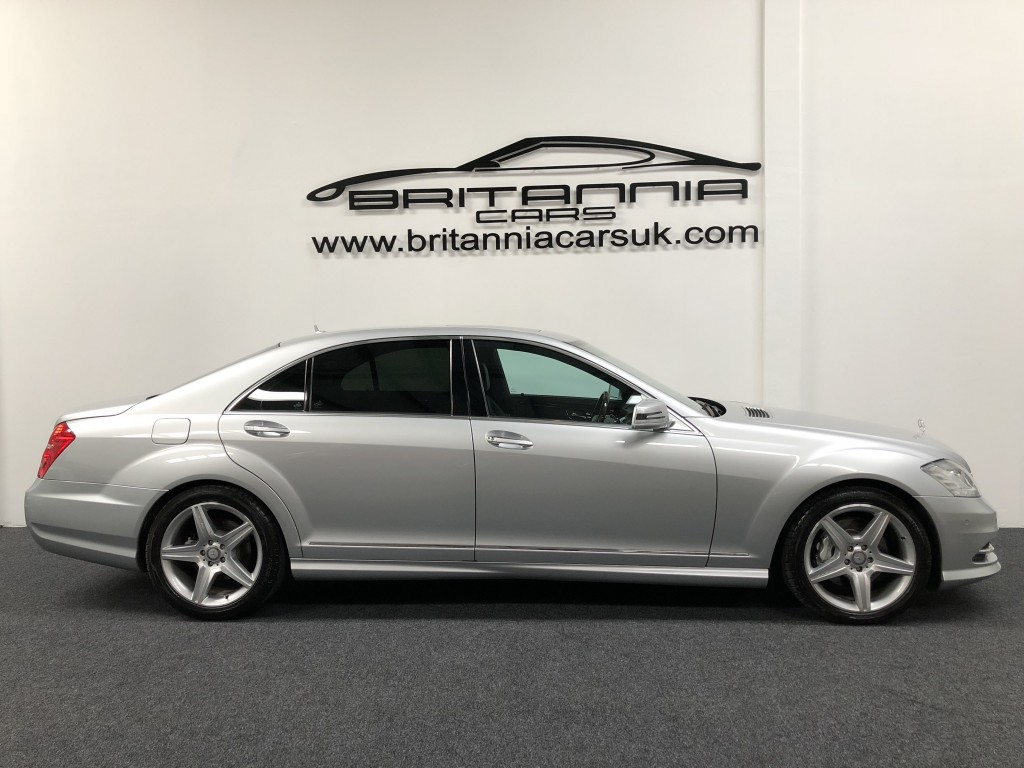 MERCEDES-BENZ S-CLASS 3.0 S350 BLUETEC L AMG SPEC 4DR AUTOMATIC