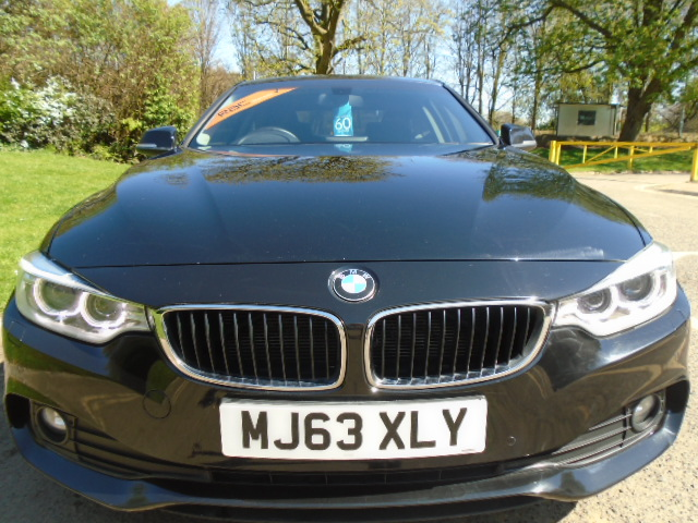 BMW 4 SERIES 2.0 420D SE 2DR