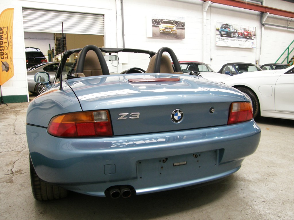 BMW Z3 2.8 Z3 ROADSTER 2DR