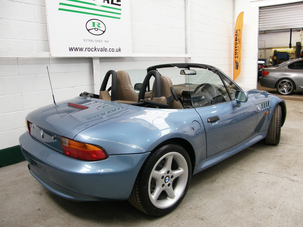 BMW Z3 2.8 Z3 ROADSTER 2DR