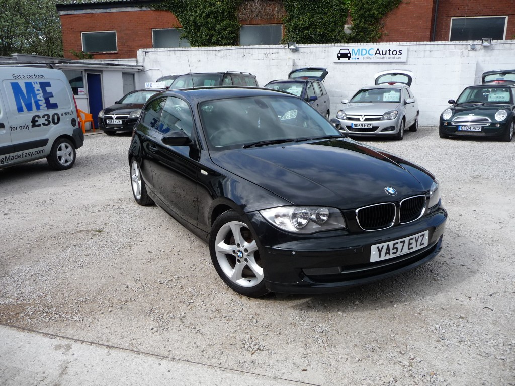 BMW 1 SERIES 2.0 118I SE 3DR