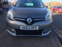 RENAULT SCENIC 1.5 DYNAMIQUE TOMTOM ENERGY DCI S/S 5DR