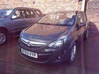 VAUXHALL CORSA 1.4 EXCITE AC 5DR