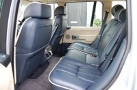 LAND ROVER RANGE ROVER 2.9 TD6 5DR AUTOMATIC