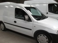 VAUXHALL COMBO DIESEL CAR DERIVED VAN 2000 CDTI