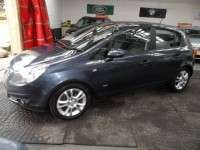 VAUXHALL CORSA 1.4 SXI A/C 16V 5 DR HATCH FSH 1 PRE OWNER ALLOYS SPORTS GREY INTERIOR IMMACULATE AA APPROVED