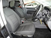 FORD FOCUS 1.6 TITANIUM a/c heated screen 5 door hatch 2008 fsh cruise control alloys heated screen hpi clear