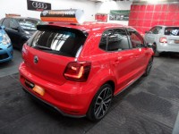 VOLKSWAGEN POLO 1.8 GTI HATCH 6 SPEED LOW MILES FSH 14K ALLOYS - SPORT SEATS- CLIMATE CONTROL STUNNING RED
