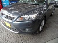 FORD FOCUS 1.6 TITANIUM a/c heated screen 5 door hatch 2008 fsh cruise control alloys heated screen hpi clear