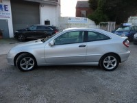 MERCEDES-BENZ C-CLASS 2.1 C200 CDI SE SPORTS 3DR