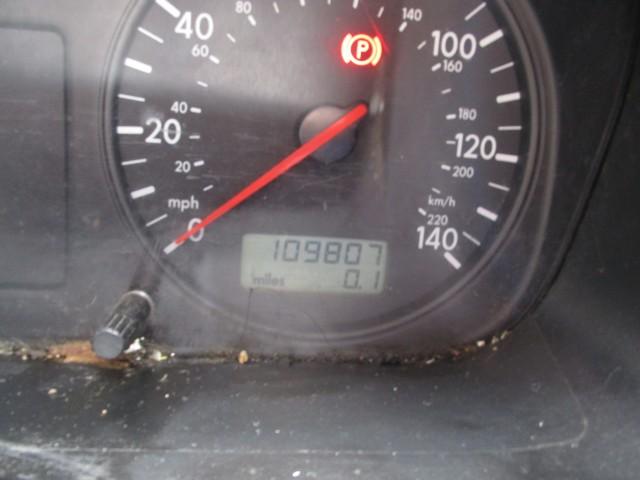 VOLKSWAGEN TRANSPORTER 1.9 1000 SWB TD