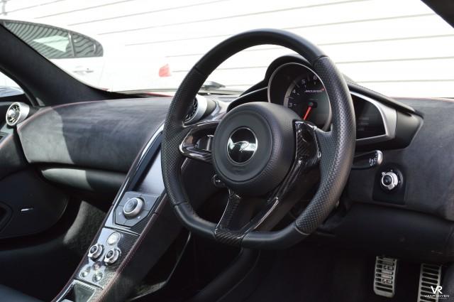 2013 (63) MCLAREN 12C 3.8 Spider Convertible 2dr Petrol Auto  | <em>18,313 miles
