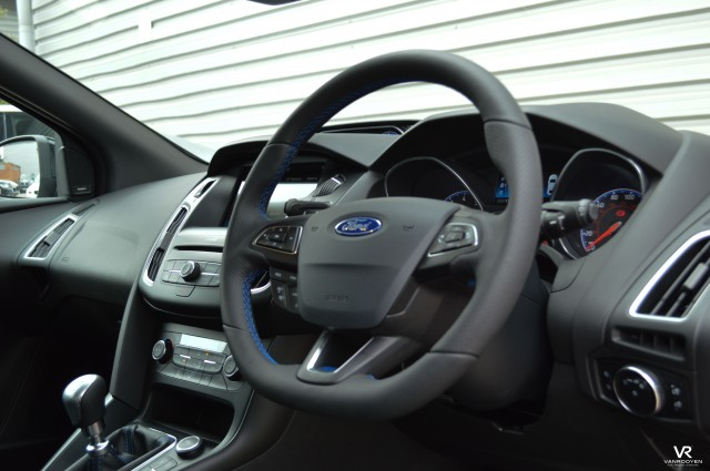 2018 (18) FORD FOCUS 2.3 RS RED EDITION 5DR | <em>5,389 miles