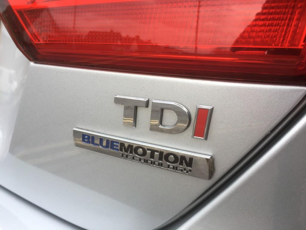VOLKSWAGEN JETTA 1.6 S TDI BLUEMOTION TECHNOLOGY 4DR