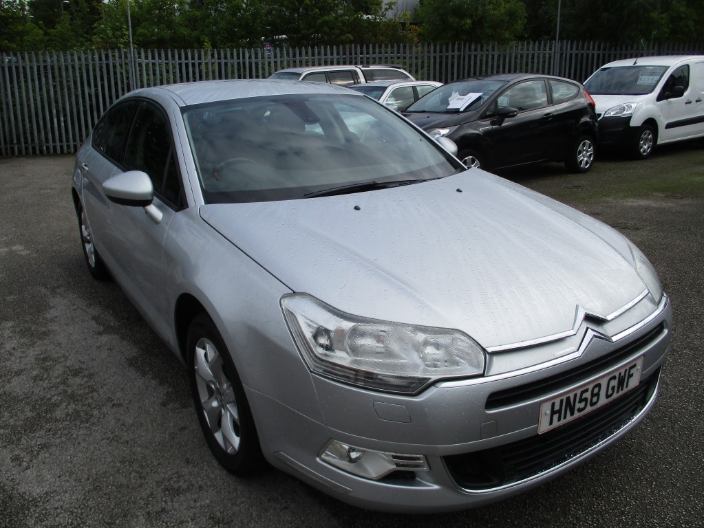 CITROEN C5 2.0 VTR PLUS HDI 4DR