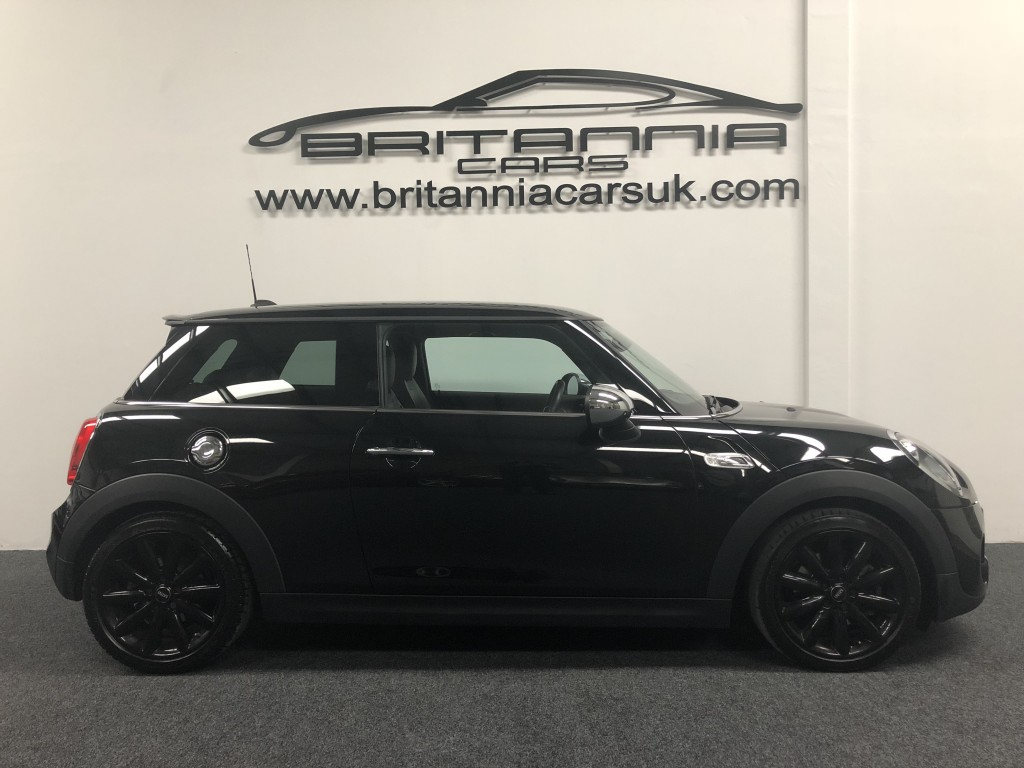 MINI HATCH 2.0 COOPER S 3DR