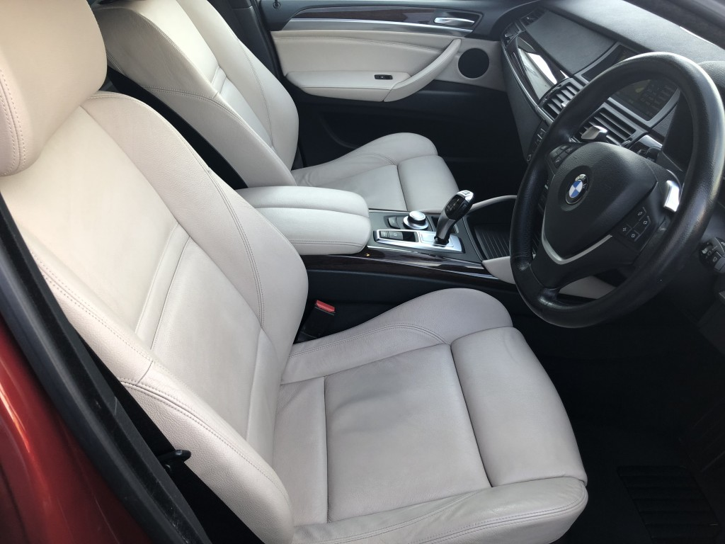 BMW X6 3.0 XDRIVE35D 4DR AUTOMATIC