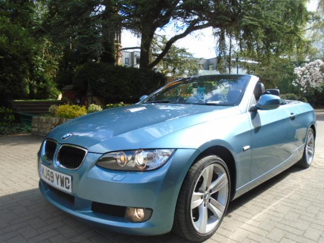BMW 3 SERIES 2.0 320I SE HIGHLINE 2DR AUTOMATIC