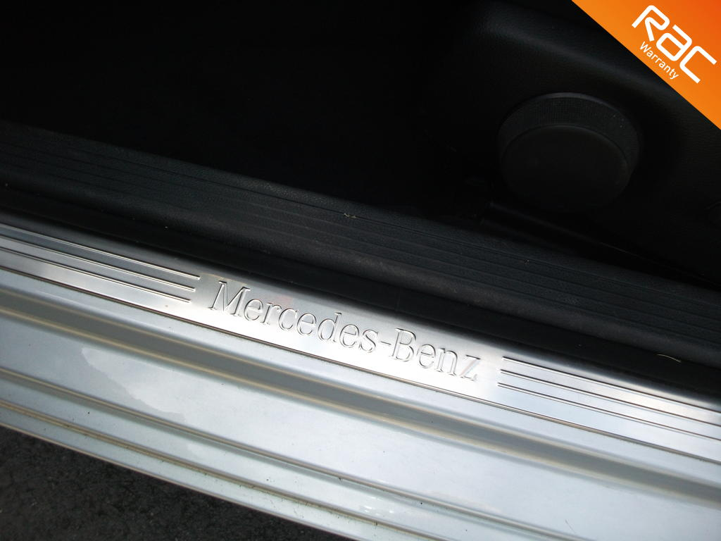 MERCEDES-BENZ C-CLASS 2.1 C220 CDI SE 4DR AUTOMATIC
