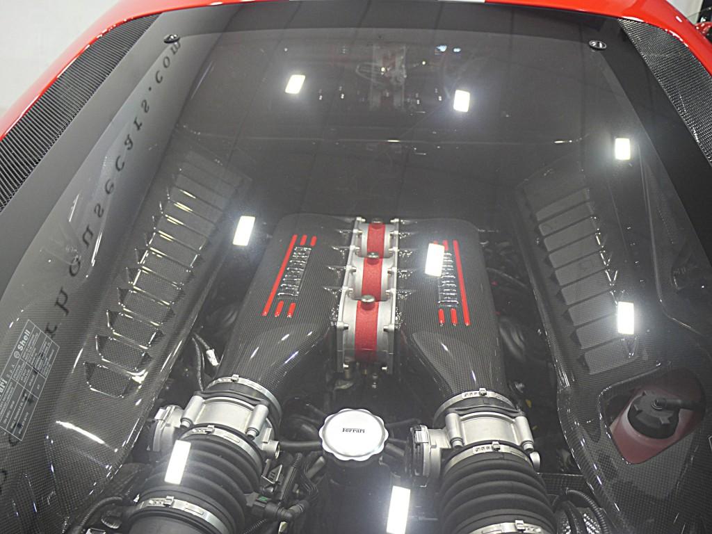 FERRARI 458 SPECIALE 4.5 AB 2DR SEMI AUTOMATIC