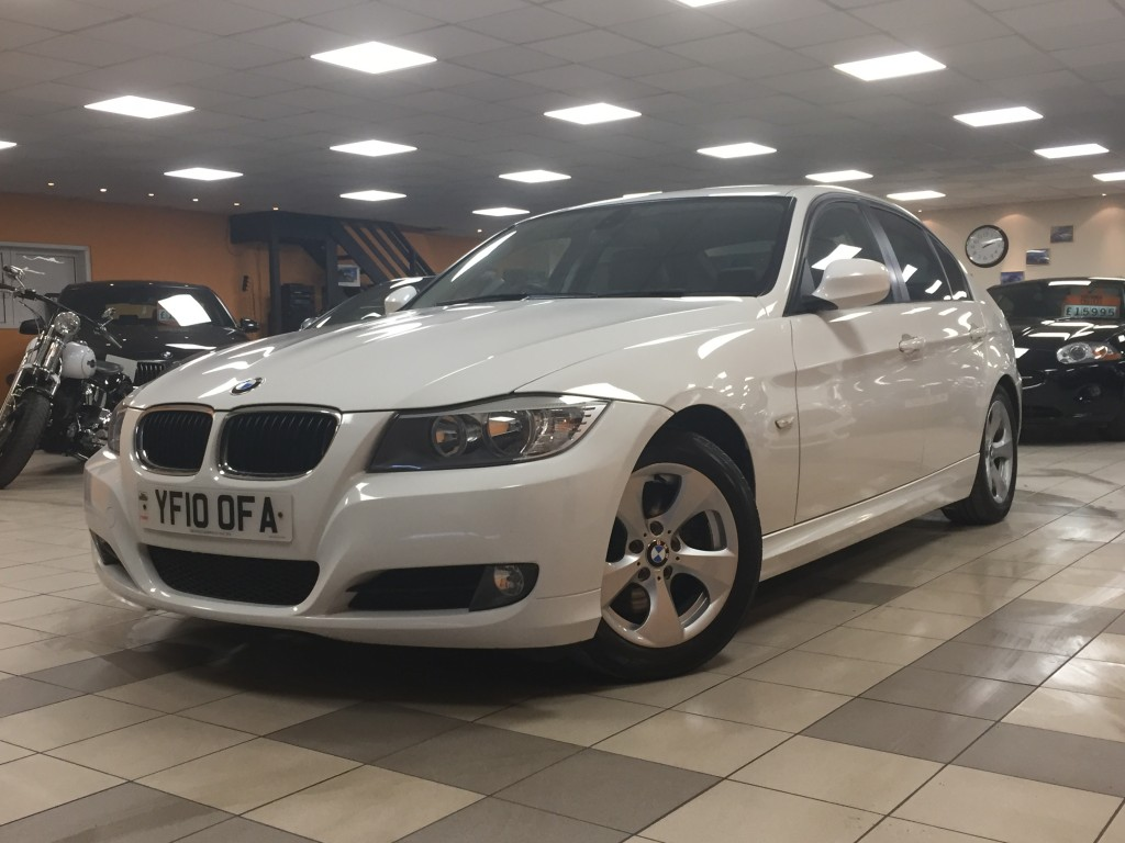 BMW 3 SERIES 2.0 320D EFFICIENTDYNAMICS 4DR For Sale in Alfreton ...