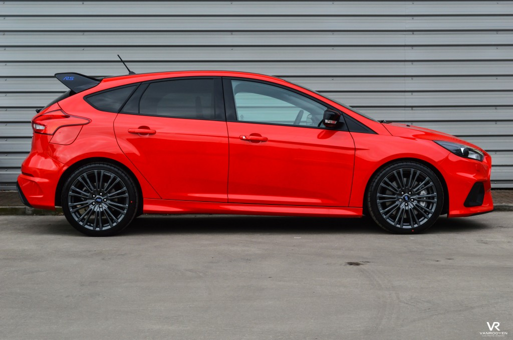 vr warrington, ford focus 2.3 rs red edition 5dr for sale in