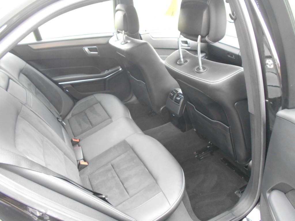 MERCEDES-BENZ E-CLASS 2.1 E300 BLUETEC HYBRID AMG SPORT 4DR AUTOMATIC