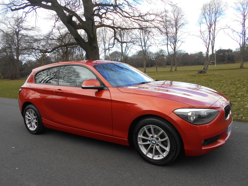 BMW 1 SERIES 2.0 116D SE 3DR