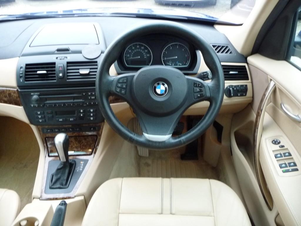 BMW X3 2.0 D SE 5DR AUTOMATIC