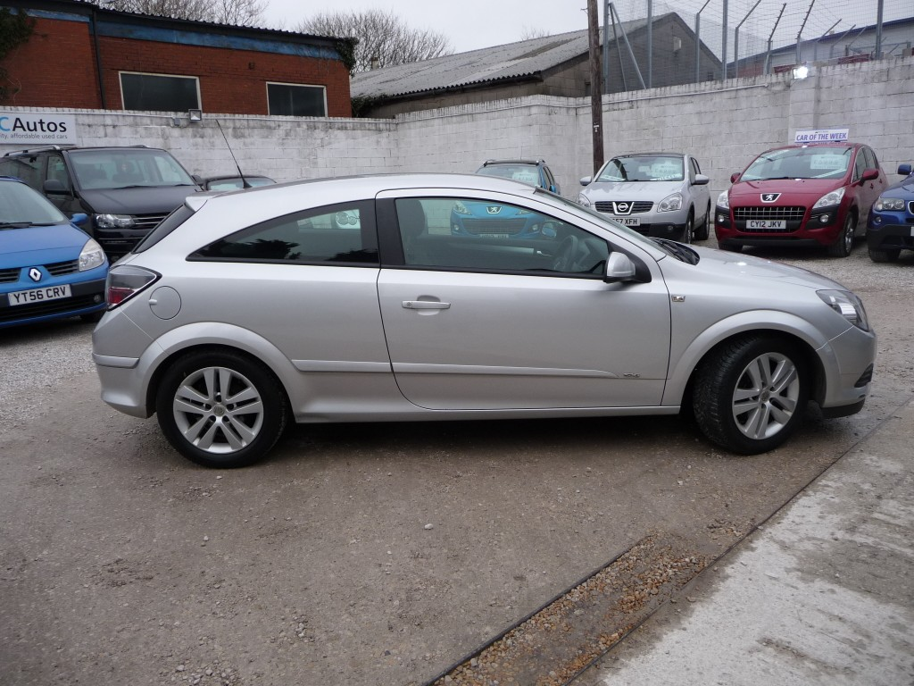 VAUXHALL ASTRA 1.4 SXI 3DR