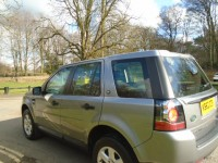 LAND ROVER FREELANDER 2.2 TD4 GS 5DR