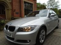 BMW 3 SERIES 2.0 318D ES 4DR
