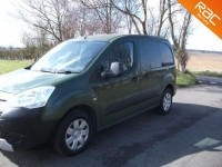 CITROEN BERLINGO DIESEL CAR DERIVED VAN 1.6 625 XTR PLUS L1 HDI
