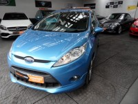 FORD FIESTA 1.6 ZETEC S TDCI 3DR HATCH FSH LOW  tax - a/c alloys multi function steering wheel AA APPROVED