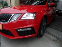 SKODA OCTAVIA 2.0 VRS TSI DSG AUTO SAT NAV SPORT SEATS CRUISE GREY ALLOYS - LEASE DEALS - GREAT LOW FINANCE RATES