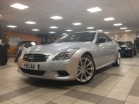 INFINITI G 3.7 G37 2DR AUTOMATIC