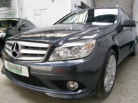 MERCEDES-BENZ C-CLASS 1.8 C250 CGI BLUEEFFICIENCY ELEGANCE 5DR AUTOMATIC
